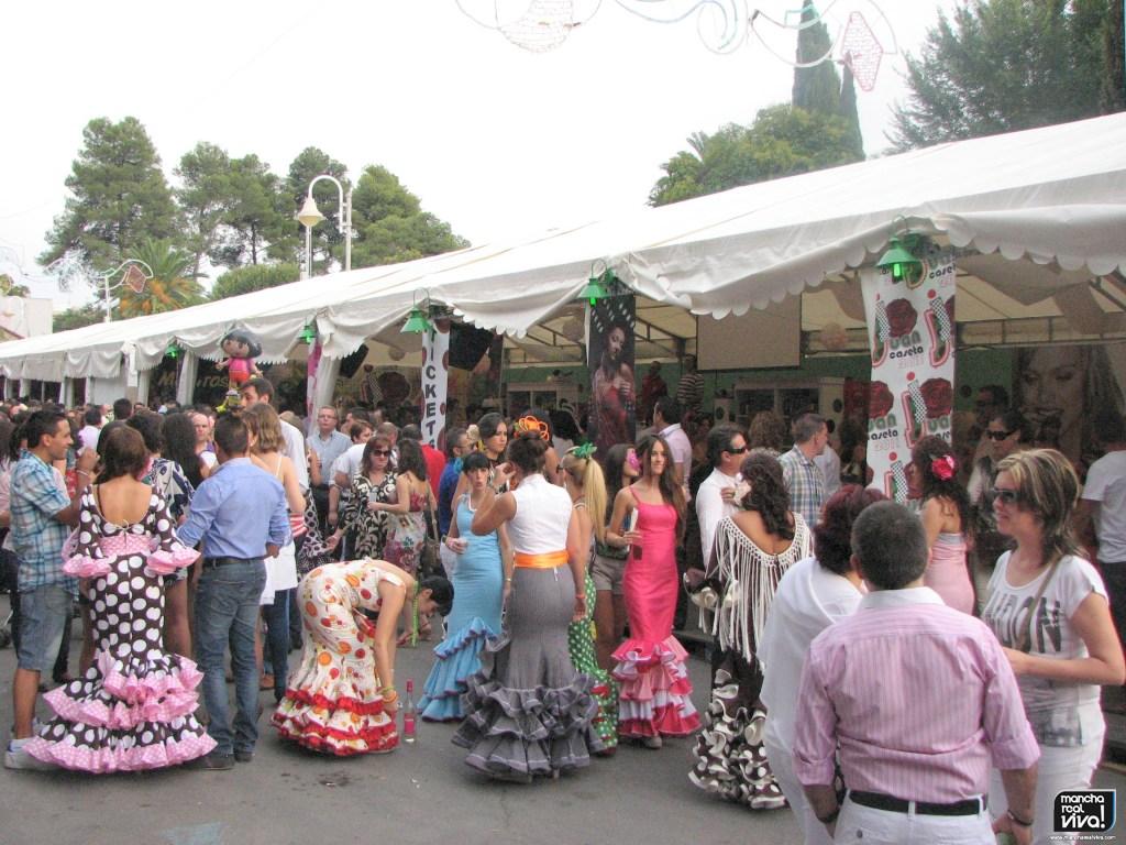 Photo of Recordamos aquellas imágenes de la Feria de Octubre de 2011