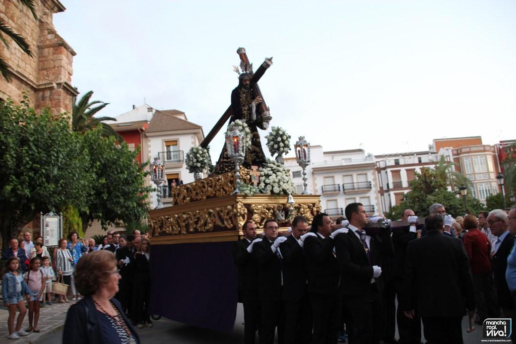 Photo of Procesión de Nuestro Padre Jesús Nazareno a hombros de sus cofrades