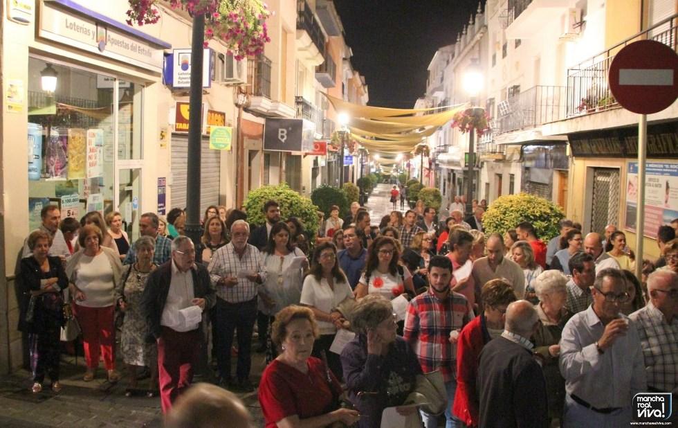 Photo of La lluvia no fue impedimento para celebrar la Monidura de la Virgen de los Dolores
