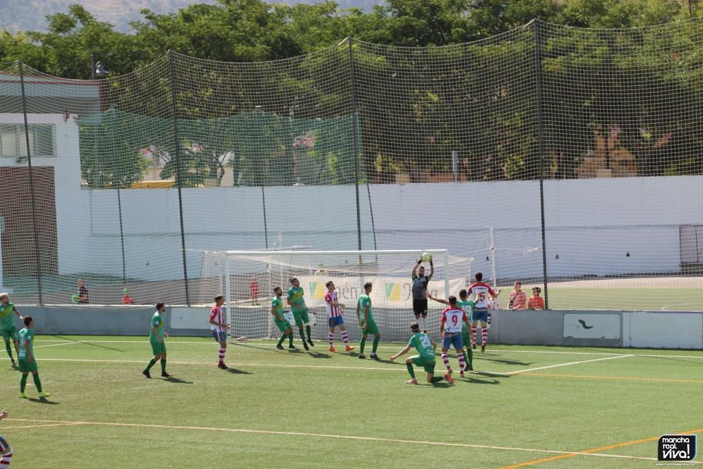 Photo of El At. Mancha Real se lleva el derbi en un intenso choque frente a la UDC Torredonjimeno