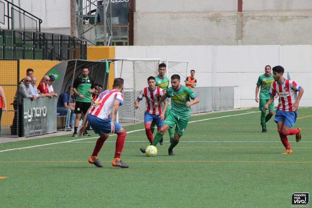 Photo of El At. Mancha Real no aprovecha sus ocasiones y sigue sin ganar en su campo