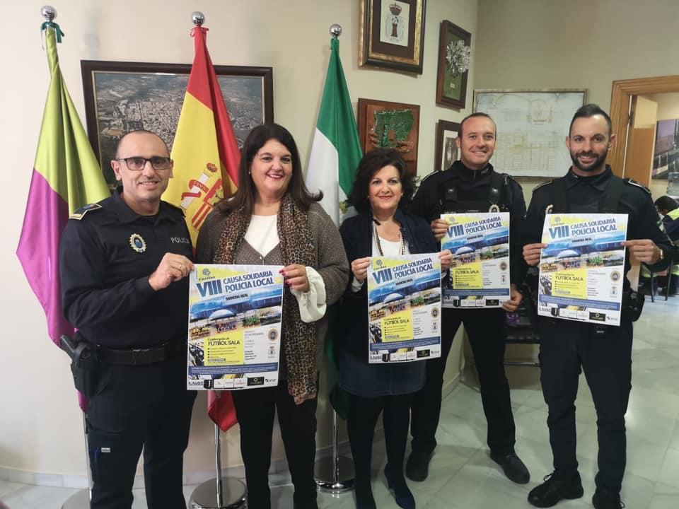 Photo of Presentación del Cartel de la VIII Causa Solidaria de la Policía Local