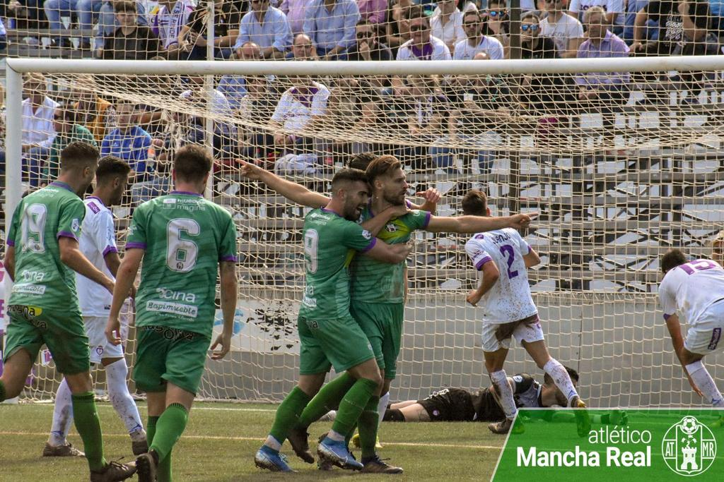 Photo of El At. Mancha Real se alza con la victoria en el derbi contra el R. Jaén – Fotos