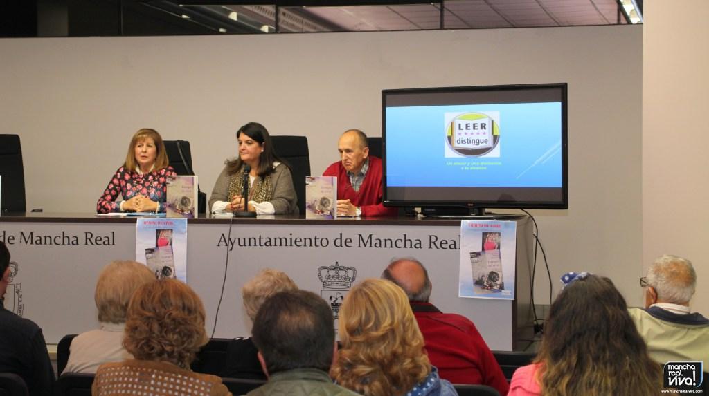Photo of Presentación de la novela «Tiempo de vivir» de la escritora Encarna Gómez Valenzuela