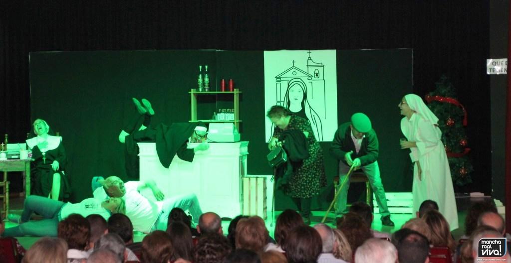 Photo of «Divina Ingenuidad» fue una divertida comedia dentro del III Festival de Teatro Aficionado