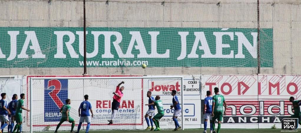 Photo of Una de los problemas del At. Mancha Real es su falta de gol y hoy lo demostró