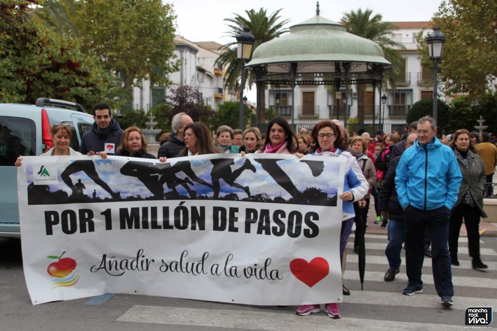 Photo of «Un Millón de Pasos» para luchar contra la Obesidad y la Diabetes