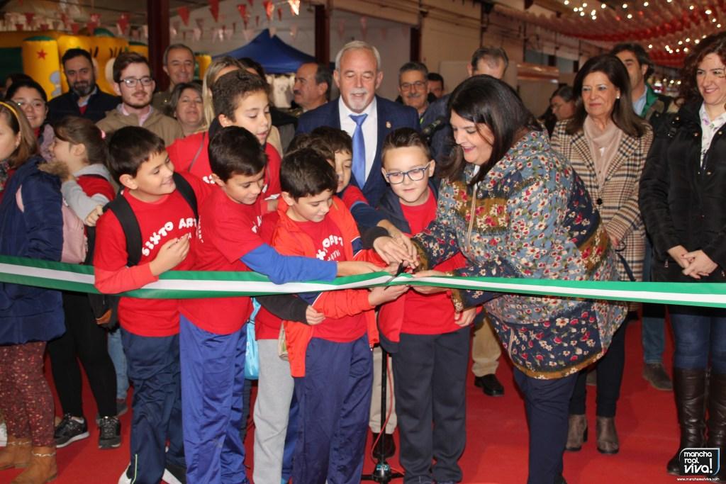 Photo of Inauguración de la 19 Edición de FEJUVE con muchas actividades y visitantes