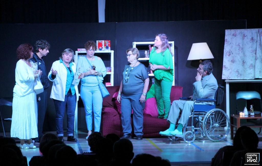Photo of Vuelve la comedia al Festival de Teatro Aficionado con «Cada loco con su tema»