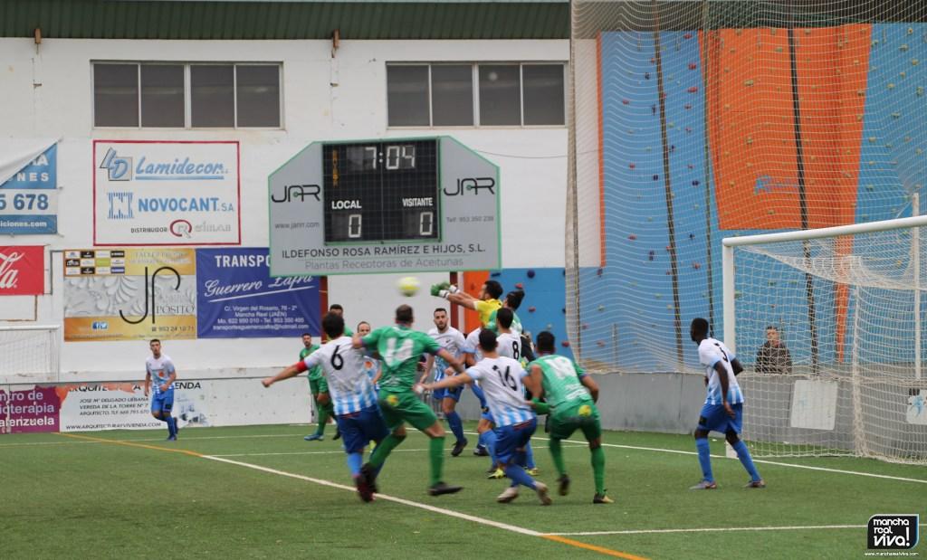 Photo of El At. Mancha Real sigue con su sequía goleadora y vuelve a perder puntos en la Juventud