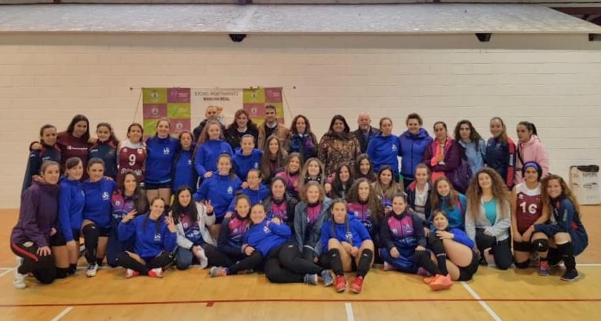Photo of La Final Four del Voleibol Femenino se celebró con emoción en las pistas del Polideportivo