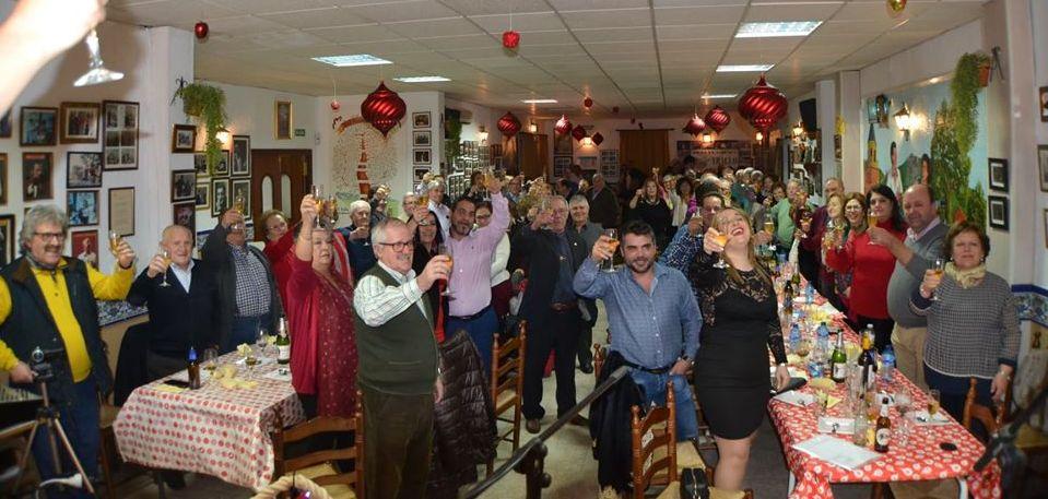 Photo of Llega la Navidad a la peña El TRILLO con una gran actuación