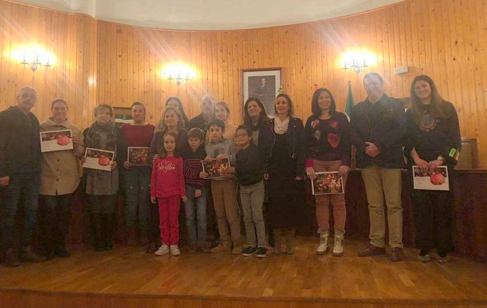 Photo of Premios a los ganadores de los concursos de Escaparates y Fachadas