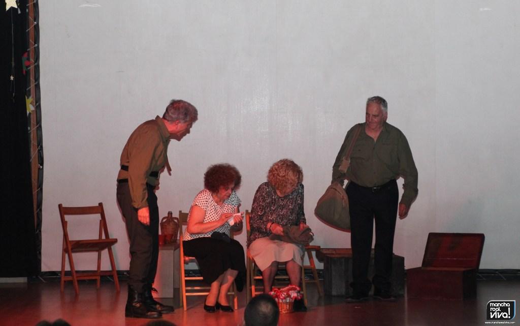 Photo of La solidaridad se unió en el teatro con la ONG «Aldevarán» en la obra Delicadas