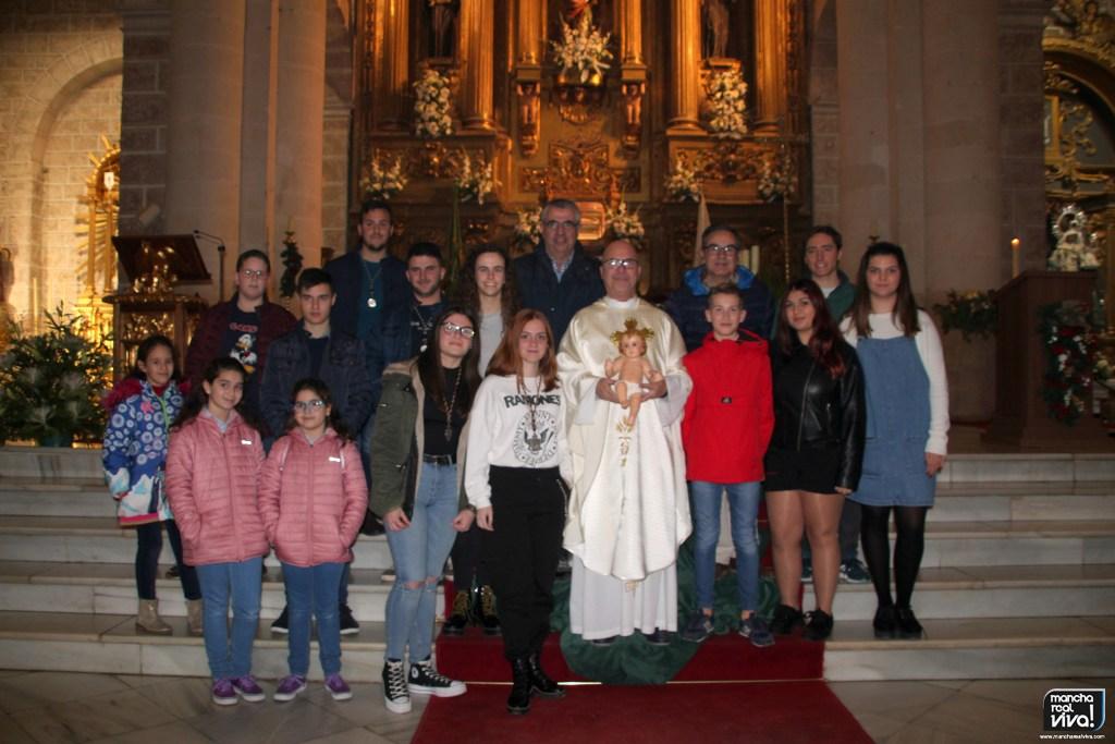 Photo of La Parroquia con la ULCO celebran el Día de San Juan Evangelista