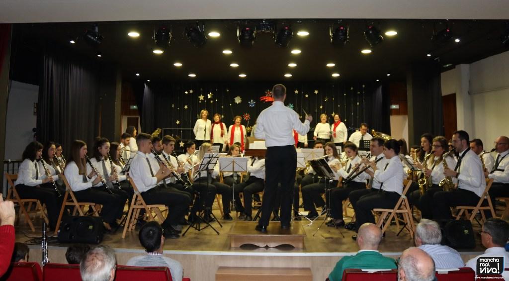 Photo of «Mancha Real le Canta a su Navidad», título del concierto de la A.M. Amigos de la Música