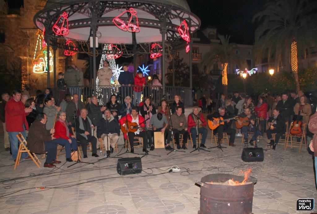 Photo of Alegría y aíres navideños en la Zambomba Flamenca 2019