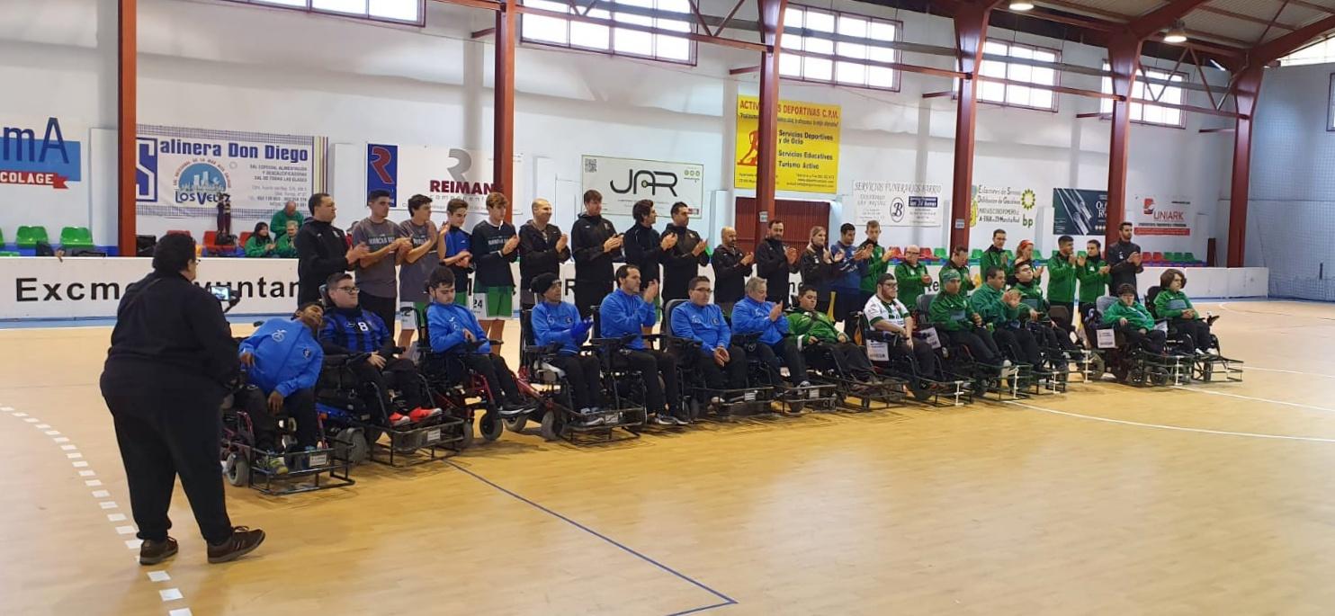 Photo of Éxito de organización y participación en las I Jornadas de Deporte Adaptado