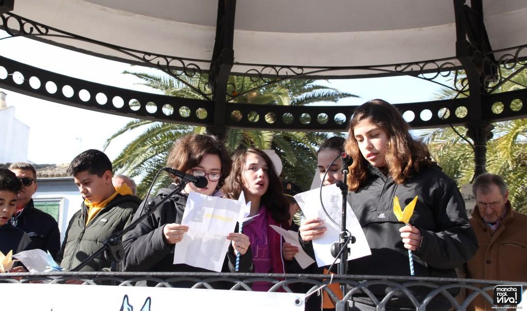 Photo of Canciones y manifiestos en el Día de la Paz y la NO Violencia