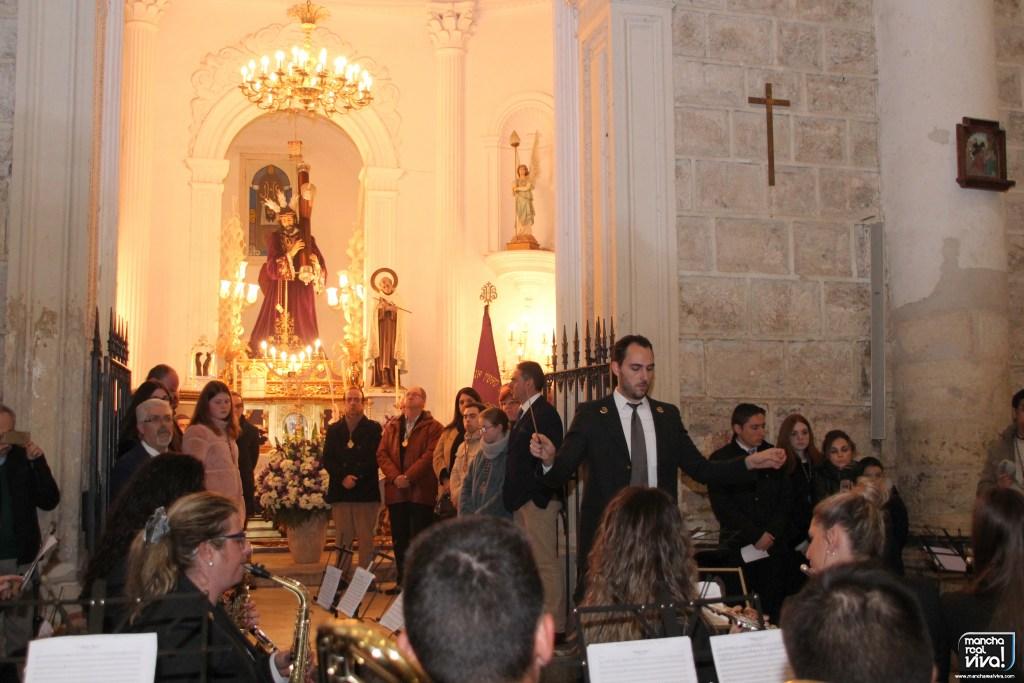 Photo of Se celebró el 425 aniversario de la Cofradía de N.P. Jesús Nazareno y Santo Entierro con gran devoción y fervor