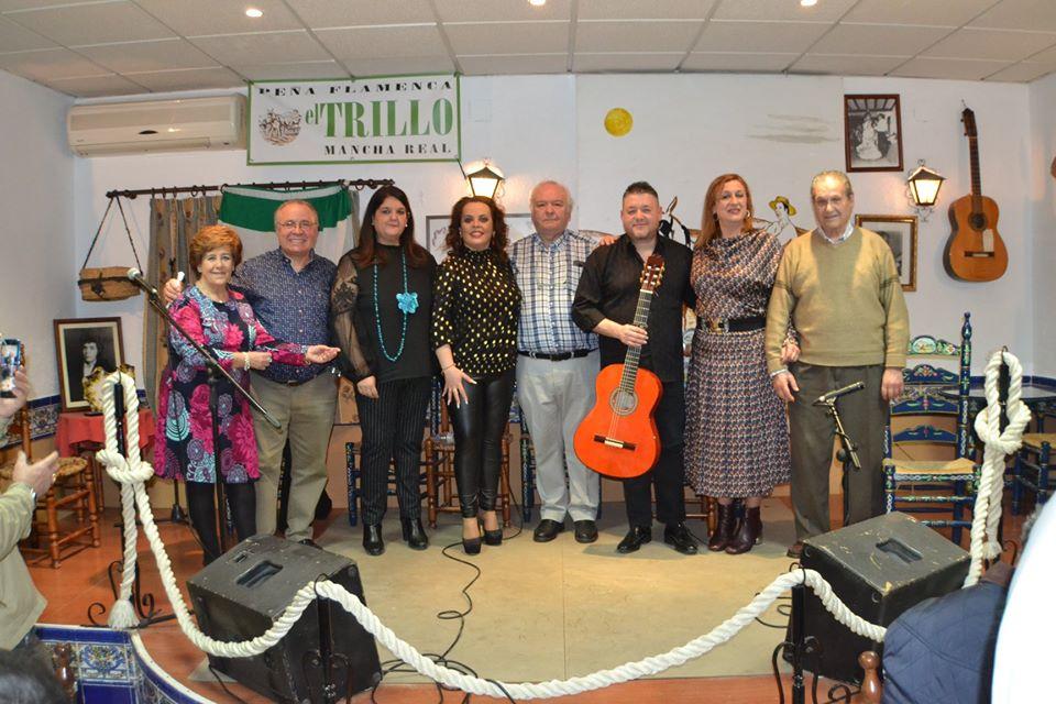 Photo of La Peña El Trillo celebró el Día de Andalucía con una gran noche de cante