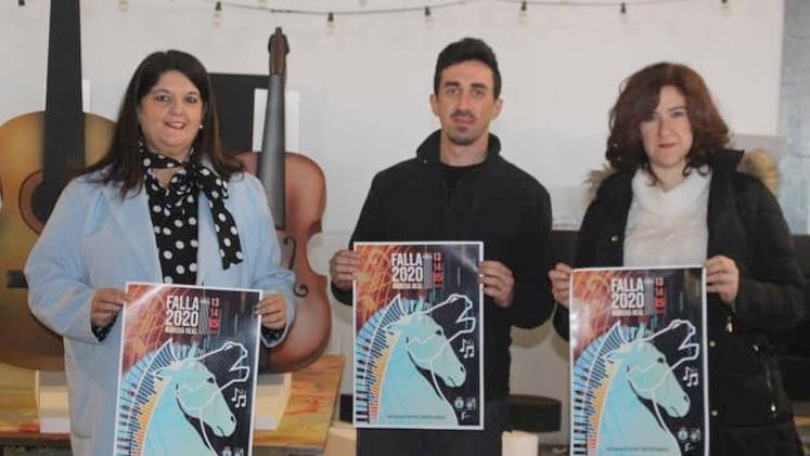 Photo of Presentación del Cartel de Falla en su XXXVIII Edición