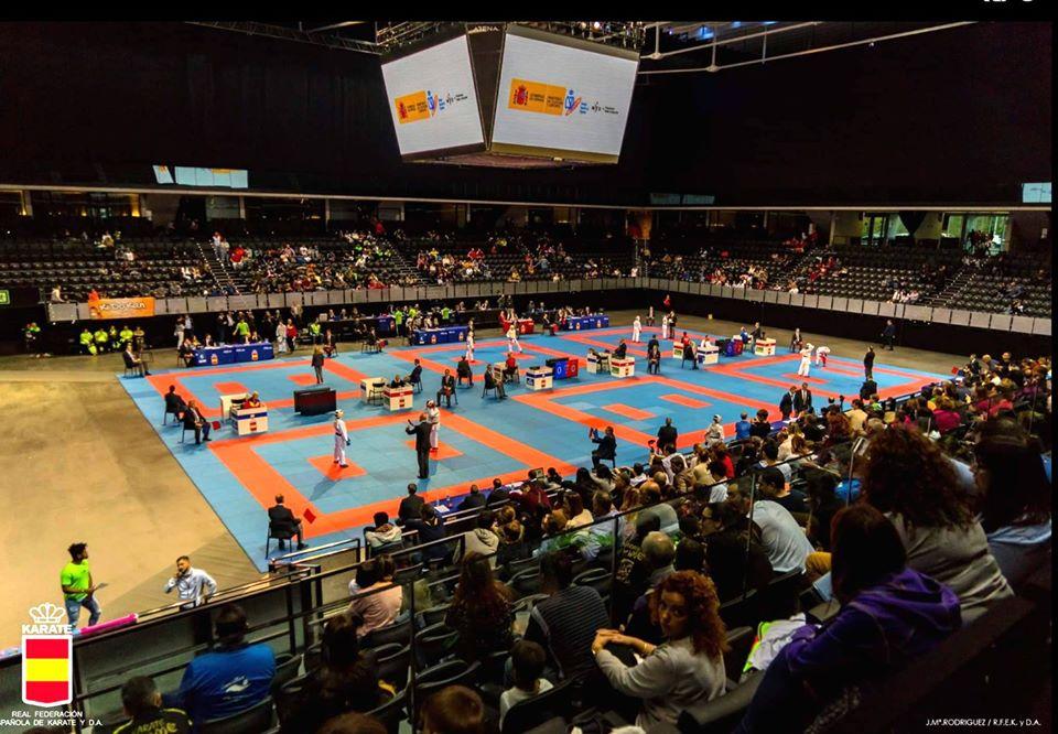 Photo of Gran resultado del Gym Okinawa en la Liga Nacional de Karate Infantil de Pamplona