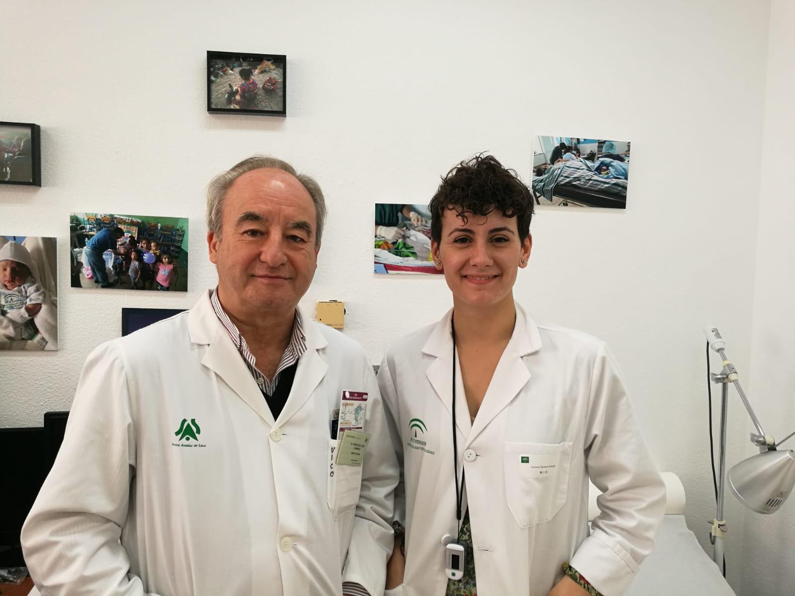 Photo of Dos profesionales del Centro de Salud participan en un proyecto de asistencia médica Lesbos
