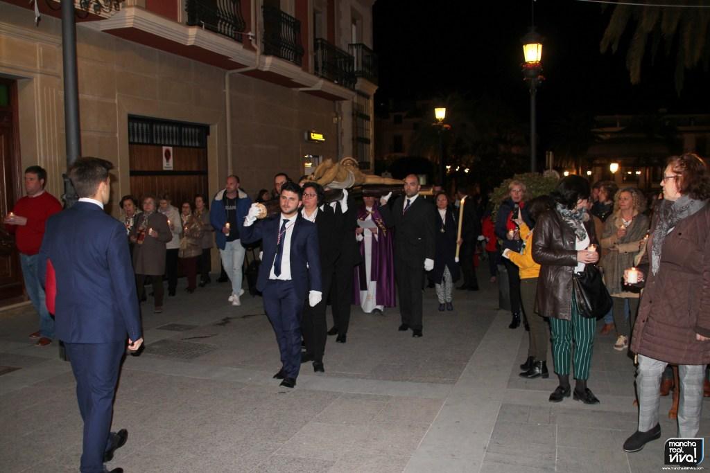 Photo of Siguen los actos de la Cuaresma con el Miércoles de Ceniza y el Vía Crucis de la ULCO
