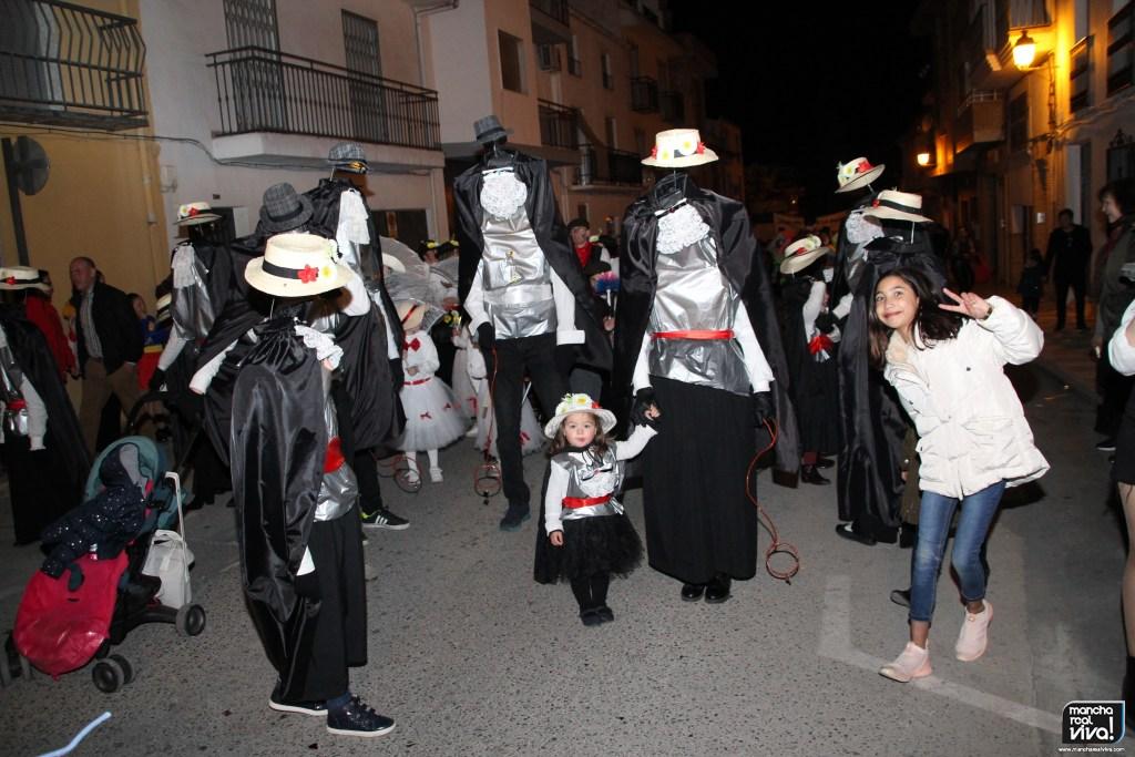 Photo of Galería de imágenes y vídeo del Pasacalles del Carnaval 2020