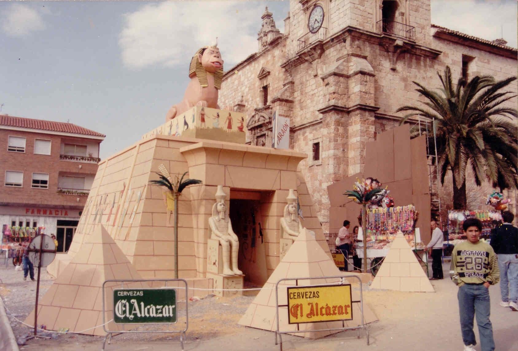 Photo of Sucedió hace….Recordamos la «Diana virutada» de la Hoguera de San José 1993