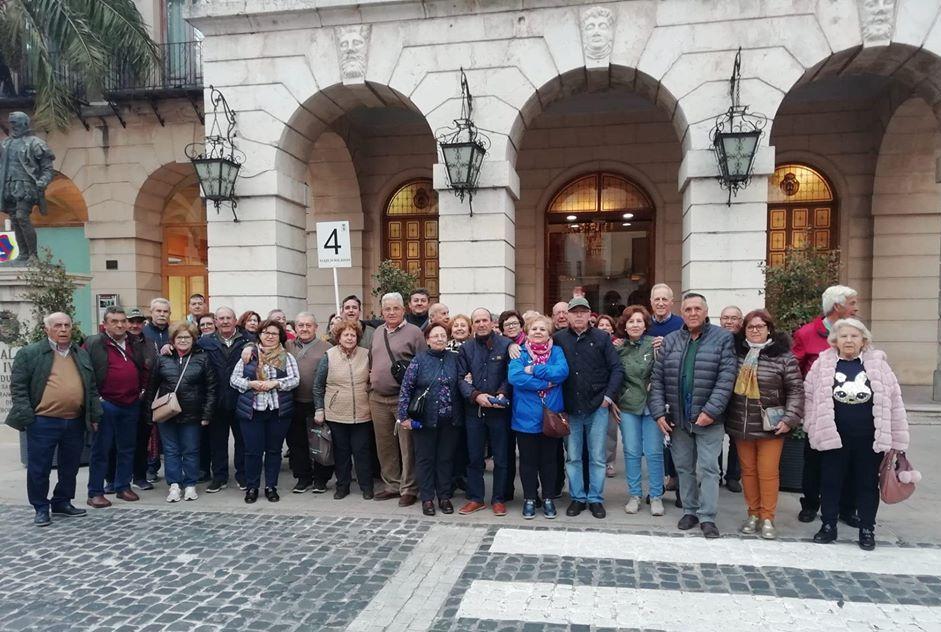 Photo of El 1º turno del viaje de jubilados y pensionistas llega a la ciudad de Gandía