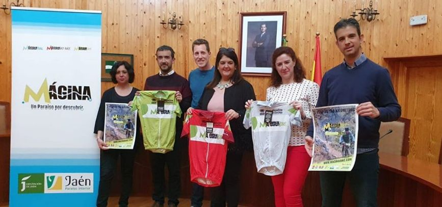 Photo of La II Edición de la Mágina Bike Race ha sido presentada oficialmente