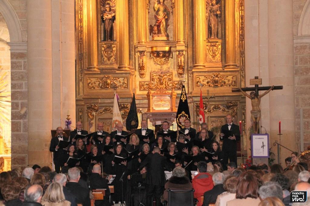 Photo of Gran concierto Cuaresmal de Música Sacra en el impresionante marco de la Parroquia de San Juan Evangelista