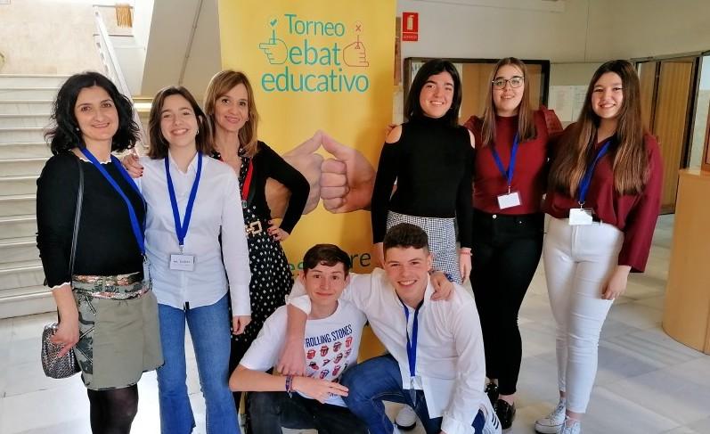 Photo of El IES Sierra Mágina se proclama Campeón del II Torneo de Debate Educativo Andaluz