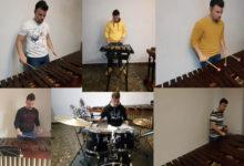 Photo of Ritmo para los peques de la mano del percusionista Fernando Quiles con «Suéltalo» de Frozen