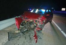 Photo of Accidente en la A316 por intentar evitar el atropello de un animal