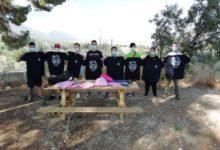 Photo of Buena iniciativa de un grupo de jóvenes para mantener nuestro entorno limpio y cuidado