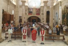 Photo of Cuarenta y cinco personas recibieron la Confirmación de manos del Obispo de la Diócesis