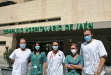Photo of El Hospital Universitario de Jaén desarrolla un protocolo para aplicar a positivos del Covid-19