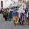 Los Reyes Magos de Oriente llegaron para acompañar a mayores y niños repartiendo ilusión