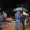 El frío y la lluvia hicieron las Lumbres de San Antón 2019 solo para valientes