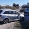 Un vehículo se sale de la vía por un desfallecimiento de su conductor