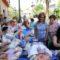 """El """"encaje de bolillos"""" ha sido protagonista en nuestra localidad con una magnífica muestra"""