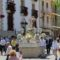 Pese al calor, las calles se llenaron de esplendor y colorido en el Día del Corpus